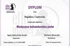 D21 - Medycyna behawioralna psów - Ethoplanet